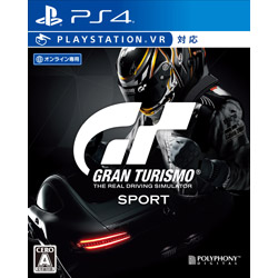 [Used] Gran Turismo SPORT Limited Edition [PS4] ※ online-only