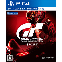 [Used] Gran Turismo SPORT Normal Edition PS4] ※ online-only