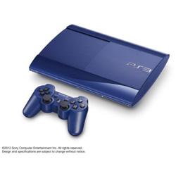PlayStation3 CECH-4000B【250GB】アズライト・ブルー