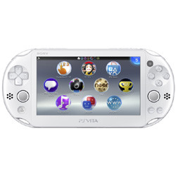 PlayStation Vita Wi-Fiモデル PCH-2000 ホワイト