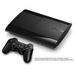 PlayStation 3 (プレイステーション3) CECH-4300C 500GB チャコール・ブラック [ゲーム機本体]