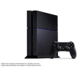 PlayStation 4 ジェット・ブラック CUH-1100AB01 [CUH-1100AB01]