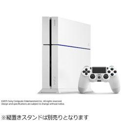PlayStation 4 (プレイステーション4) グレイシャー・ホワイト 500GB [ゲーム機本体] CUH-1200AB02