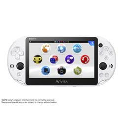 [使用]的PlayStation Vita的無線網絡連接,冰川白[PCH-2000 ZA22]