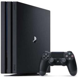 PlayStation 4 Pro (プレイステーション4 プロ) ジェット・ブラック 1TB [PS4 ゲーム機本体] CUH-7000BB01