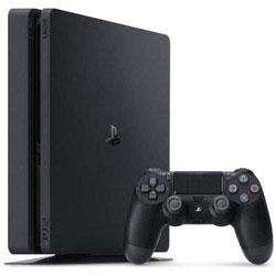 PlayStation 4 (プレイステーション4) ジェット・ブラック 500GB [ゲーム機本体] CUH-2100AB01