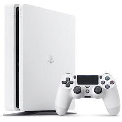 PlayStation 4 (プレイステーション4) グレイシャー・ホワイト 1TB [ゲーム機本体] CUH-2100BB02