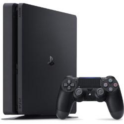 ソニー・インタラクティブエンタテインメント PlayStation4 (プレイステーション4) ジェット・ブラック 500GB [ゲーム機本体] [PS4] [CUH-2200AB01]