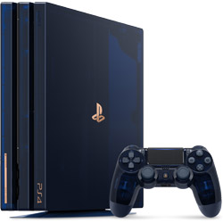 PlayStation 4 Pro 500 Million Limited Edition[ゲーム機本体] CUH-7100BA50 CUH-7100BA50