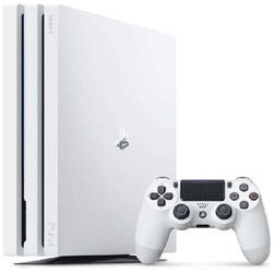 ソニー・インタラクティブエンタテインメント PlayStation4 Pro (プレイステーション4 プロ) グレイシャー・ホワイト 1TB [ゲーム機本体] [PS4 Pro] [CUH-7200BB02]