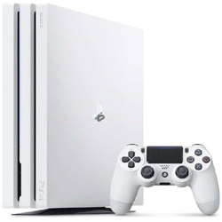 PlayStation 4 Pro グレイシャー・ホワイト 1TB CUH-7200BB02 CUH7200BB02