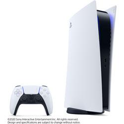PlayStation 5 デジタル・エディション(プレイステーション 5 デジタル エディション) CFI-1000B01