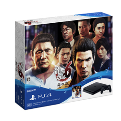 PlayStation 4 (プレイステーション4) 龍が如く6 Starter Limited Pack [PS4 ゲーム機本体]