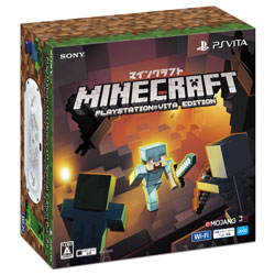 PlayStation Vita(プレイステーション・ヴィータ) Minecraft Special Edition Bundle [ゲーム機本体]