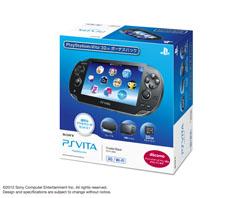 [使用]的PlayStation Vita的32GB奖励包[PCHJ-10005]