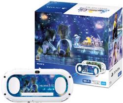 PlayStation Vita FINAL FANTASY X/X-2 HD Remaster RESOLUTION BOX