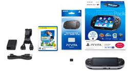 PlayStaiton Vita 3G/Wi-Fiモデル Play!Game Pack [PCHJ-10012]