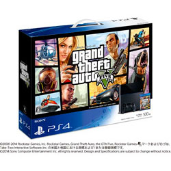PlayStation 4 Grand Theft Auto V Pack
