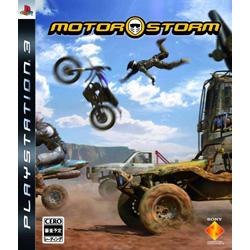 [Used] MotorStorm (Motor Storm) [PS3]
