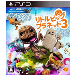 【在庫限り】 リトルビッグプラネット3 【PS3ゲームソフト】