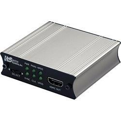 オーディオ対応 VGA to HDMI 変換アダプタ AC給電モデル REX-VGA2HDMI-AC