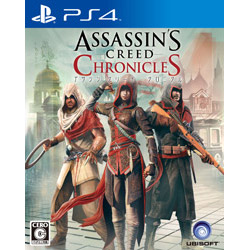 [Used] Assassin's Creed Chronicle [PS4]
