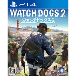 [Used] Watch Dogs 2 [PS4]