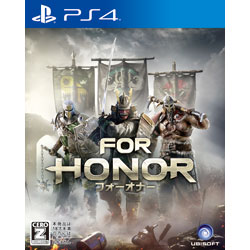 [Used] Four Honor (FOR HONOR) [PS4]