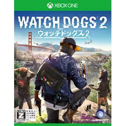 〔中古品〕ウォッチドッグス2【Xbox Oneゲームソフト】   [XboxOne]