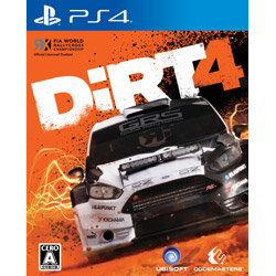 [Used] DiRT4 [PS4]