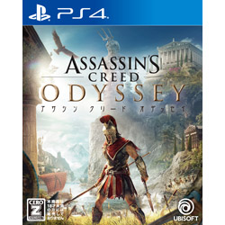 [Used] Assassin's Creed Odyssey Normal Edition PS4]