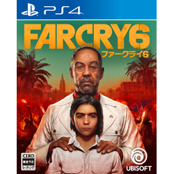 ファークライ6 通常版 【PS4ゲームソフト】
