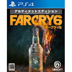 ファークライ6 アルティメットエディション 【PS4ゲームソフト】