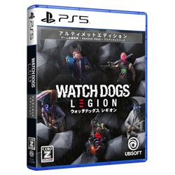 ウォッチドッグス レギオン アルティメットエディション 【PS5ゲームソフト】