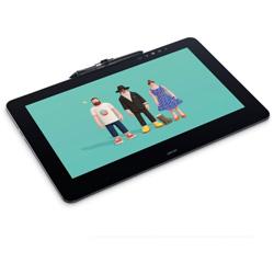 ワコム Wacom Cintiq Pro 16 DTH-1620/AK0 液晶ペンタブレット [15.6型 4K液晶/IPS/USB Type-C・DisplayPort・HDMI] ブラック