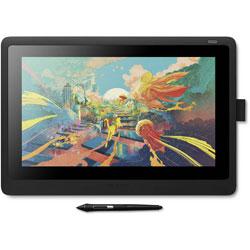 ワコム Wacom Cintiq 16 DTK1660K0D 液晶ペンタブレット [15.6型 フルHD/IPS/USB-A・HDMI] Pro Pen 2対応