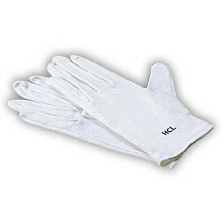 綿手袋 L