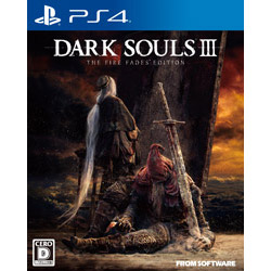 [Used] DARK SOULS III THE FIRE FADES EDITION [PS4]