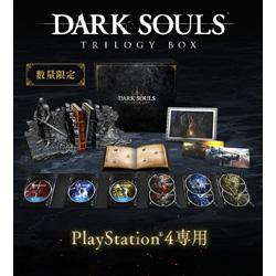〔中古〕 DARK SOULS TRILOGY BOX【PS4】