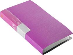 BSCD01F48PK (CD/DVDファイル/ブックタイプ/48枚収納/ピンク)