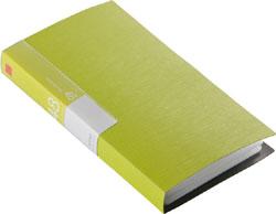 BSCD01F48GR (CD/DVDファイル/ブックタイプ/48枚収納/グリーン)