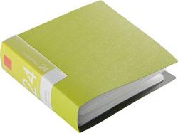 BSCD01F24GR (CD/DVDファイル/ブックタイプ/24枚収納/グリーン)