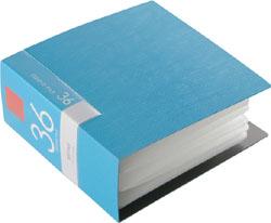 BSCD01F36BL (CD/DVDファイル/ブックタイプ/36枚収納/ブルー)