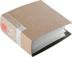 BSCD01F36BG (CD/DVDファイル/ブックタイプ/36枚収納/ベージュ)