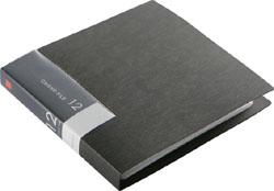 BSCD01F12BK (CD/DVDファイル/ブックタイプ/12枚収納/ブラック)