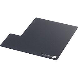 BSPD13BK マウスパッド EVAタイプ 大判サイズ (ブラック)