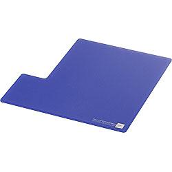 BSPD13BL マウスパッド EVAタイプ 大判サイズ (ブルー)
