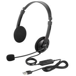 BSHSUH12BK ヘッドセット (USB/ブラック/PS5対応)