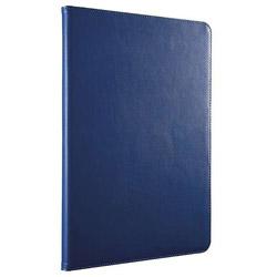 iPad 9.7インチ用 スタンダードレザーケース ブルー BSIPD1709CLSBL