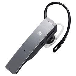 BUFFALO(バッファロー) ワイヤレスヘッドセット[Bluetooth] BSHSBE500SV シルバー [ワイヤレス(Bluetooth)]